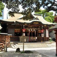 Chiba-Tenjin  千葉天神  (2009.07.25), Матсудо
