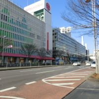 千葉駅付近, Матсудо