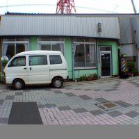 タカギ理容店, Мобара