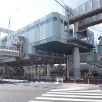 モノレール千葉公園駅, Нарашино