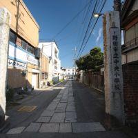 20131201 野田市立中央小学校の入口, Нода