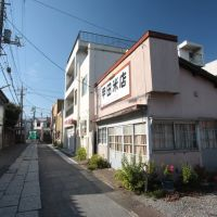 20131201 石畳の道と商店, Нода