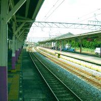 東武野田線野田市駅ホーム, Нода