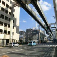 NHK前交差点, Савара