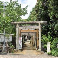 Itsukushima-Jinja  巌嶋神社  (2009.07.25), Татиама