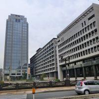 千葉県庁, Татиама