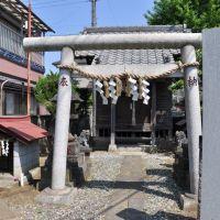 Ōji-Jinja  王子神社  (2009.04.29), Фунабаши