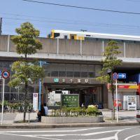 Hon-Chiba Sta.  本千葉駅  (2009.04.29), Фунабаши