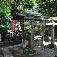 Minato-chō-Benzaiten  港町弁財天  (2009.04.29), Фунабаши