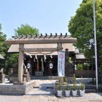 Samugawa-Jinja  寒川神社  (2009.04.29), Фунабаши