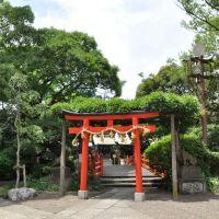 Chiba-Tenjin  千葉天神  (2009.07.25), Фунабаши