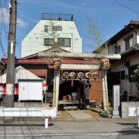 Hokusō-Temman-gū  北總天満宮  (2009.07.25), Фунабаши