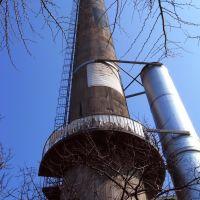 千葉大学医学部附属病院の煙突, Фунабаши