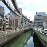中央3丁目付近, Фунабаши
