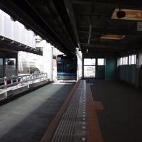 モノレール 千葉公園駅到着, Фунабаши