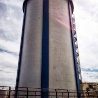 保谷町浄水場給水塔, Кодаира