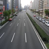 Route 14(Keiyo-Doro),Koto ward 国道14号京葉道路(東京都江東区), Мачида
