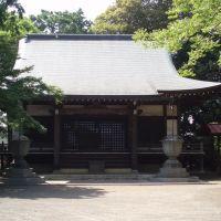 Gion-ji Temple, Митака