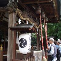 Hachiman Daijinja Shrine, Митака