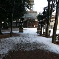 諏訪神社(調布市深大寺東町), Митака