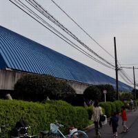 海上技術安全研究所(400M水槽外側), Митака