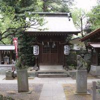 Fuda Tenjin Shrine, Митака
