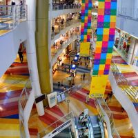 "Shopping mall ""olinas"" 錦糸町ショッピングモール オリナス, Тачикава"