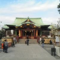 亀戸天神, Тачикава