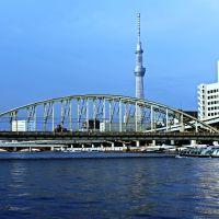"""Himiko"" water bus ②, Токио"