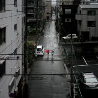 View north over Kamezawa 4-chome (1324), Токио
