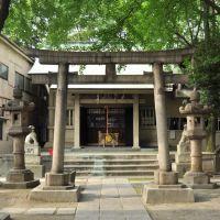 Shinobu-Sonkū-Jinja  志演尊空神社  (2009.06.27), Токио