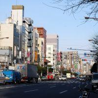 江東街景——吉易, Токио