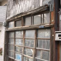 Shop house or factory,Koto ward 商店か町工場(東京都江東区), Хачиойи