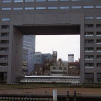 Sumida Riverside Chaos and Order;隅田川の風景~秩序の中のカオス, Хачиойи