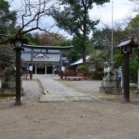 忌部神社, Анан