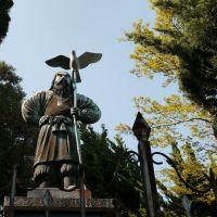 神武天皇像, Анан