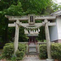津田八幡神社 境内社 厳島神社, Анан