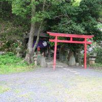 鳥取城(山上)への道, Йонаго