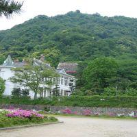 仁風閣と鳥取城, Йонаго
