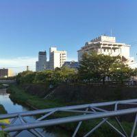 旧袋川, Йонаго