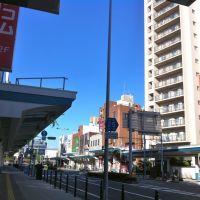 鳥取駅前通り, Йонаго