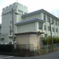 Tottori Higashi High School - 鳥取東高校(鳥取県鳥取市), Йонаго