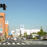 今町交差点, Курэйоши