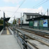奥田中学校前駅, Камишии