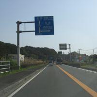 国道10号 高岡市街分岐, Такаока
