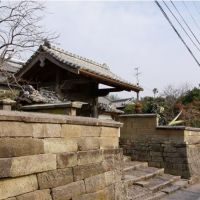 高岡天ケ城麓 神崎家武家門, Такаока