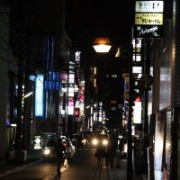 Nightlife Toyama, Тояма