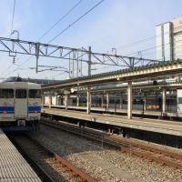 富山駅, Тояма
