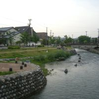Itachi river, Тояма