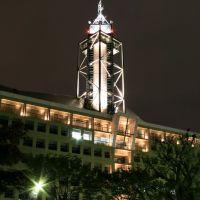 Toyama City Hall, Уозу